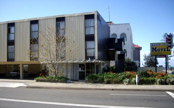 The City Beach Motel Wollongong